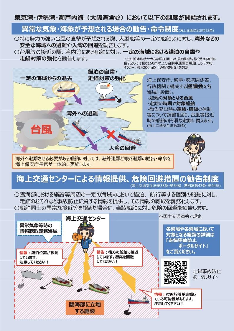 海上交通安全法等改正に係る周知リーフレット _日本語版_2