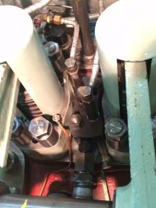 燃料・吸気・排気弁
